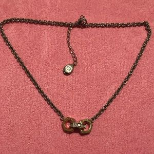 Armani exchange necklace